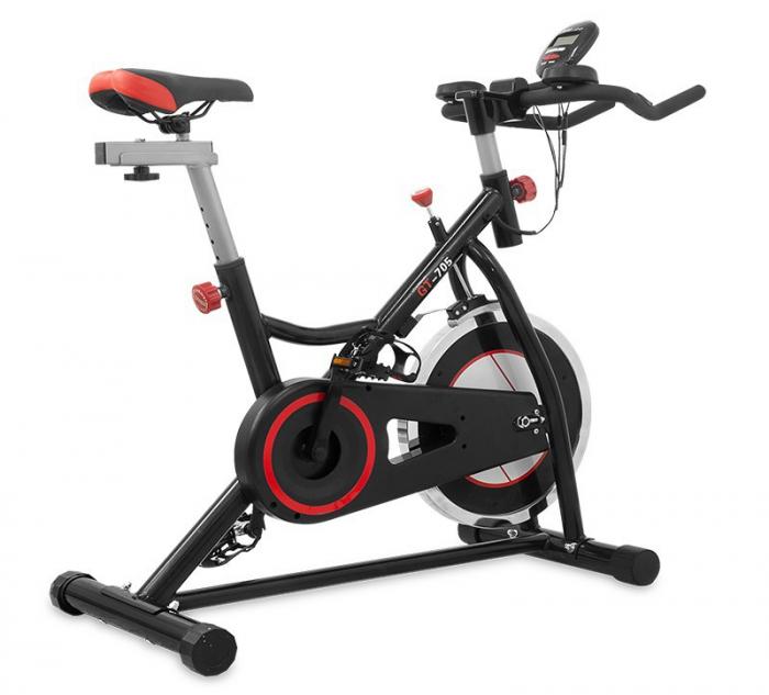 Bicicleta indoor cycling Scud GT-705-neagra [0]