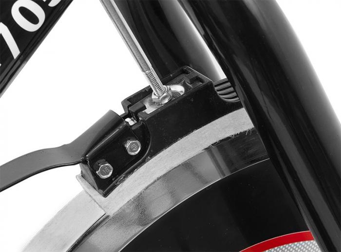Bicicleta indoor cycling Scud GT-705-neagra [2]