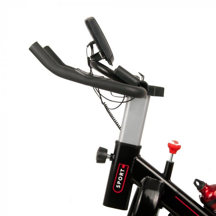 Bicicleta fitness indoor cycling Sportmann Junno [2]