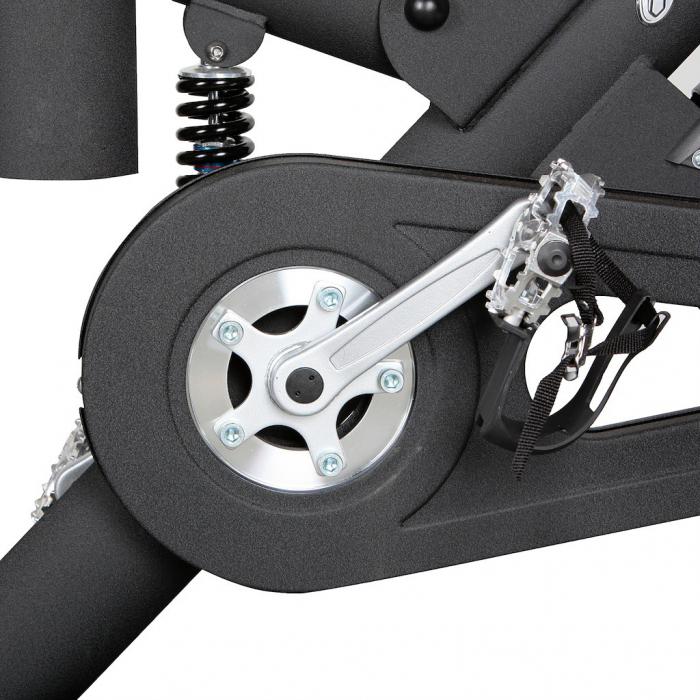 Bicicleta indoor cycling Steelflex XS-02 [4]