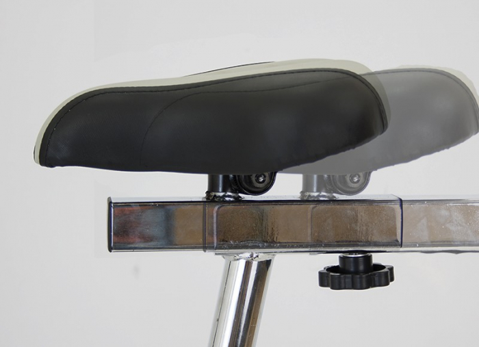 Bicicleta magnetica Enterprise-alba  [8]