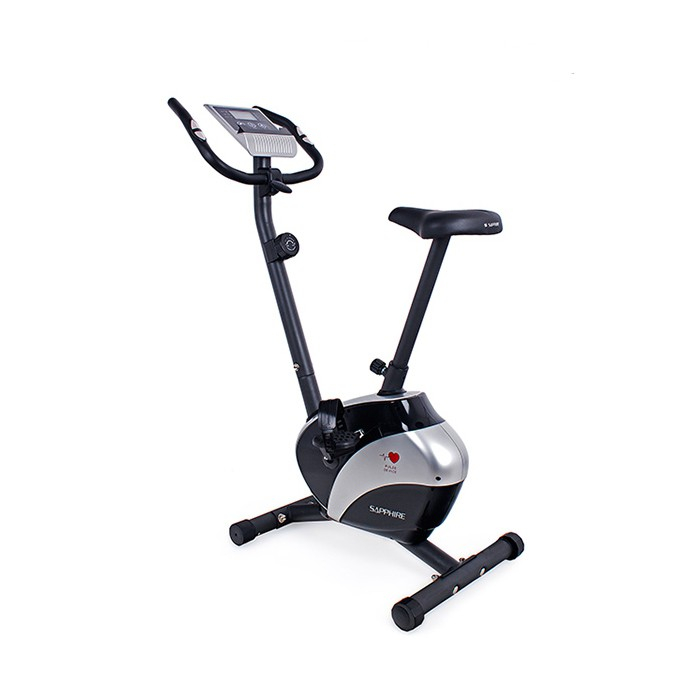 Bicicleta magnetica FALCON RS rosu/negru [0]