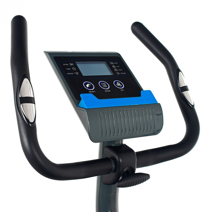 Bicicleta magnetica FALCON SG-911B grafit/albastru [7]