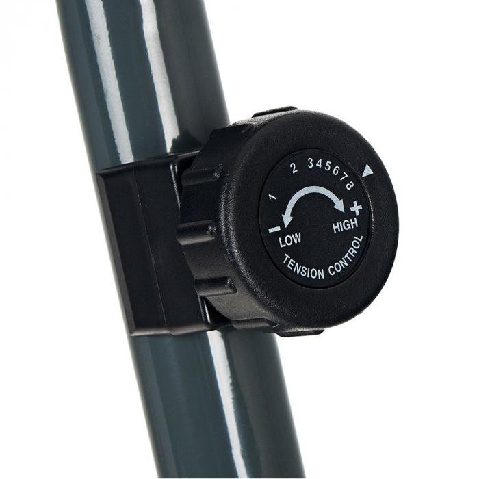 Bicicleta magnetica FALCON SG-911B grafit/rosu [4]