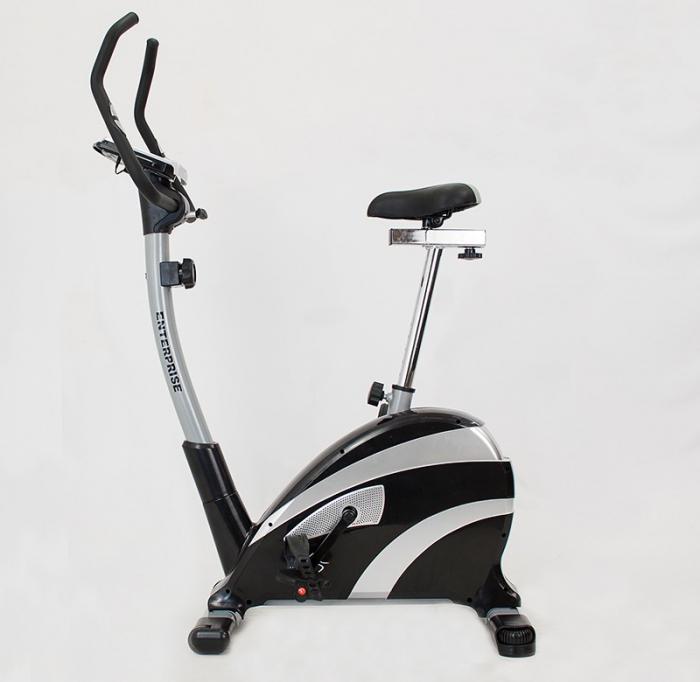 Bicicleta magnetica Hiton Enterprise-neagra [1]
