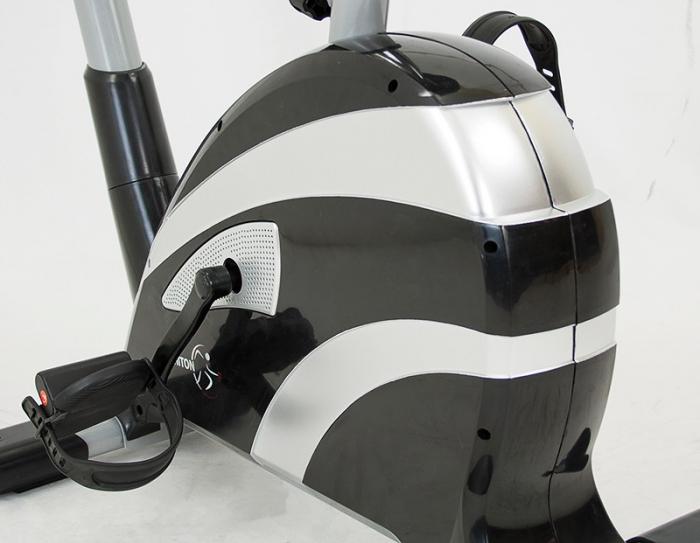 Bicicleta magnetica Hiton Enterprise-neagra [6]