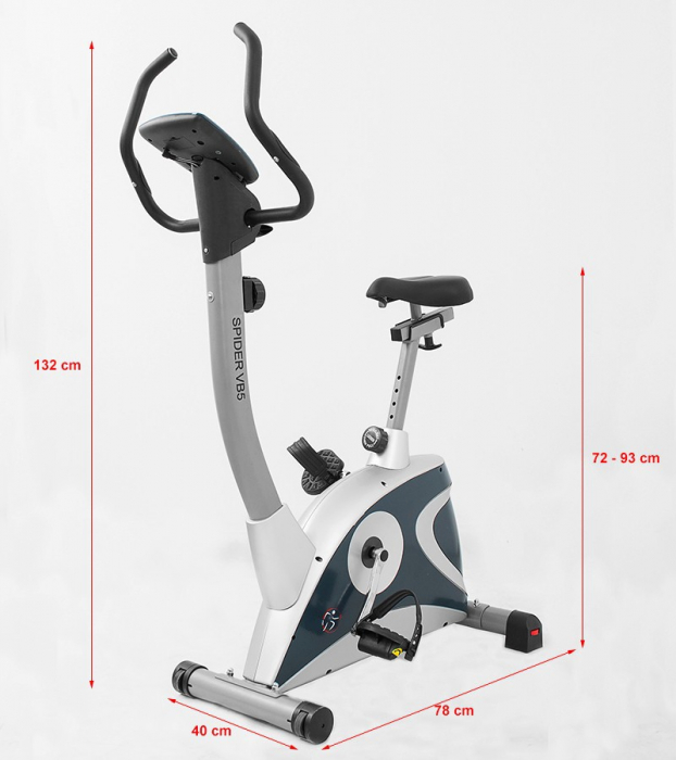 Bicicleta magnetica Hiton Spider VB5 [2]