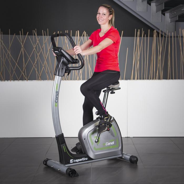 Bicicleta fitness magnetica inSPORTline inCondi UB60i [4]