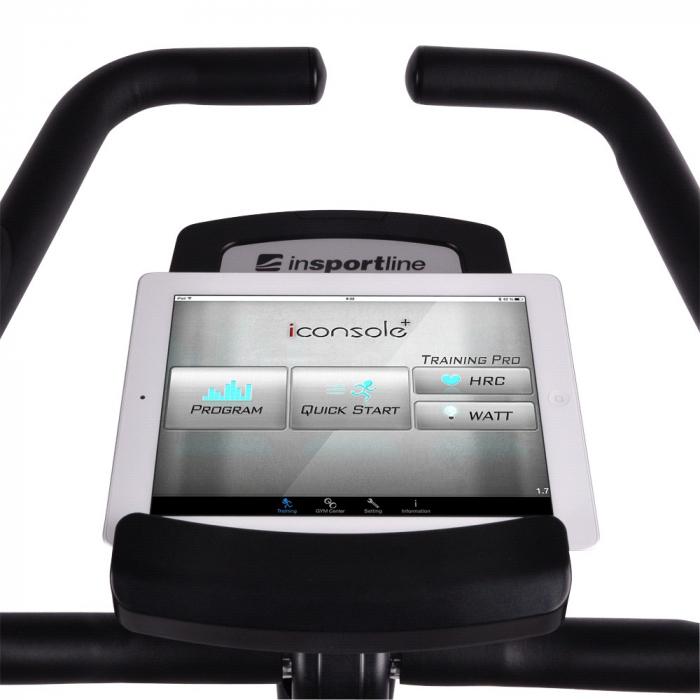 Bicicleta fitness magnetica inSPORTline inCondi UB60i [11]