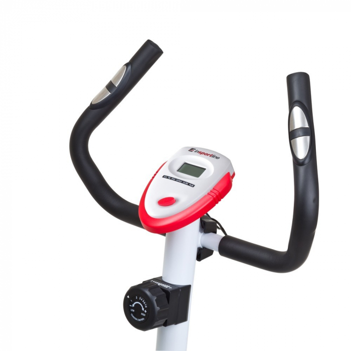 Bicicleta magnetica inSPORTline Kalistic-alba [1]