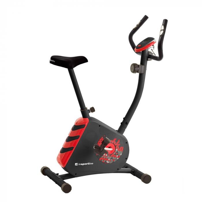 Bicicleta magnetica inSPORTline Kalistic-gri [0]