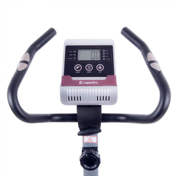Bicicleta fitness magnetica inSPORTline Klegan [3]
