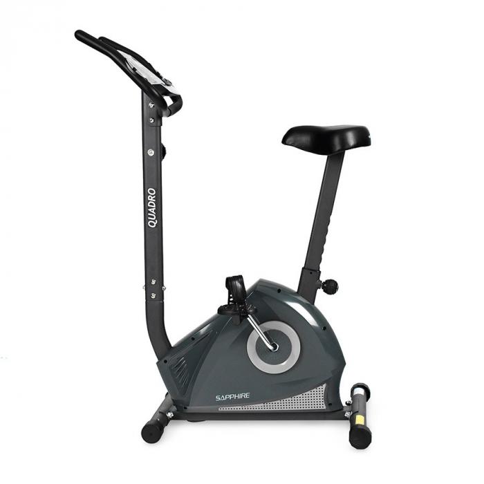 Bicicleta magnetica QUADRO SG-450B argintiu [2]