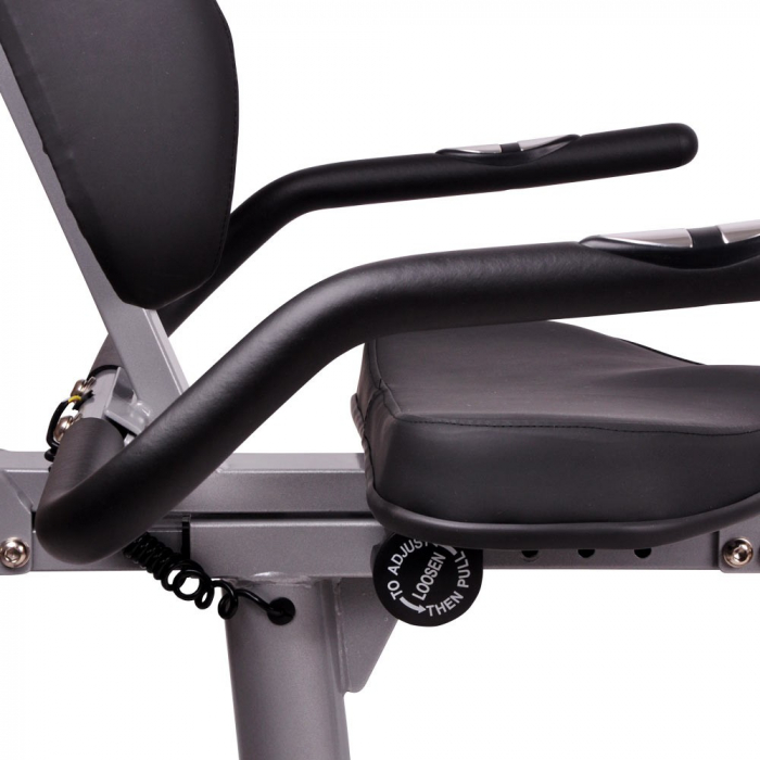 Bicicleta magnetica recumbent inSPORTline Nahary [5]