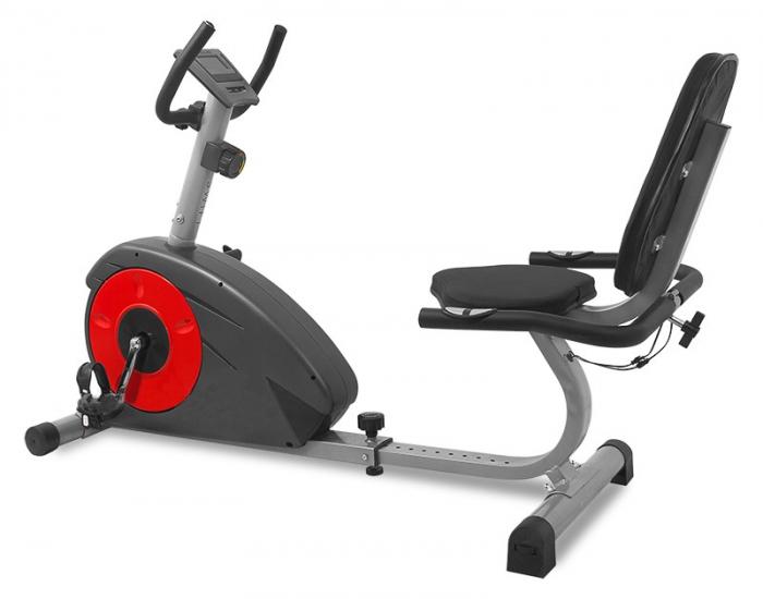 Bicicleta magnetica recumbent Scud Swift H5 [0]