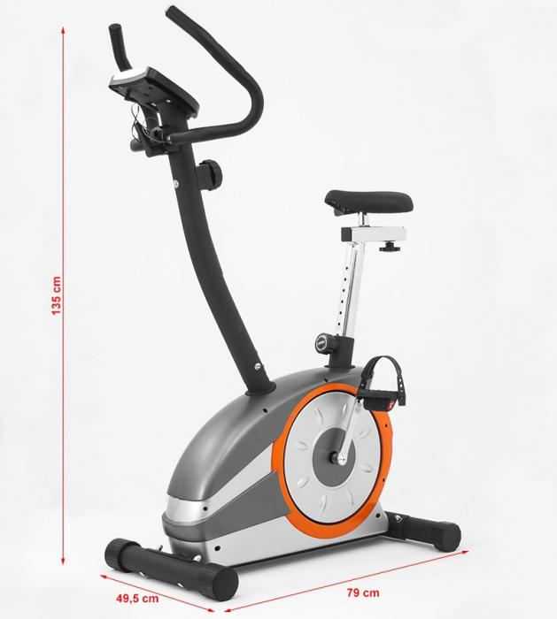 Bicicleta magnetica Scud Cat V12 [1]
