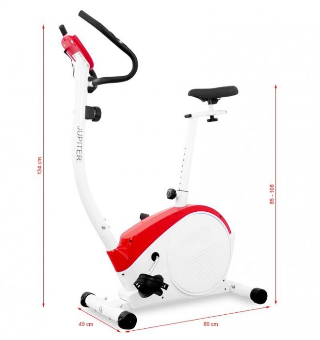 Bicicleta magnetica Scud Jupiter V [2]