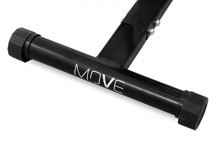 Bicicleta Magnetica SCUD Move - Negru [10]