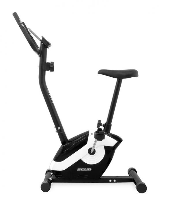 Bicicleta Magnetica SCUD Move - Negru [1]