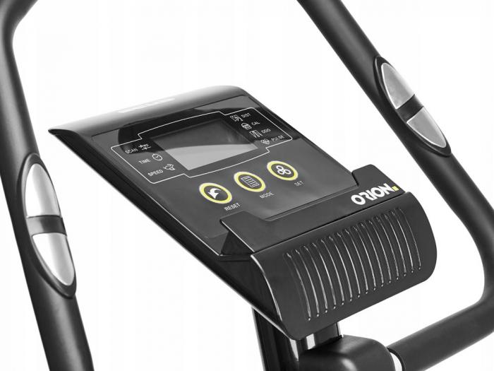 Bicicleta Magnetica SCUD ORION - negru [2]
