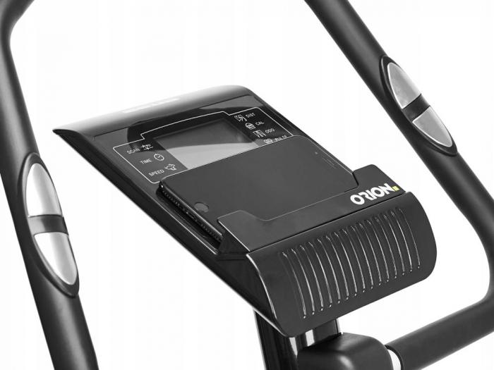 Bicicleta Magnetica SCUD ORION - negru [3]