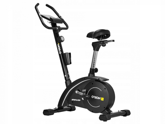 Bicicleta Magnetica SCUD ORION - negru [0]