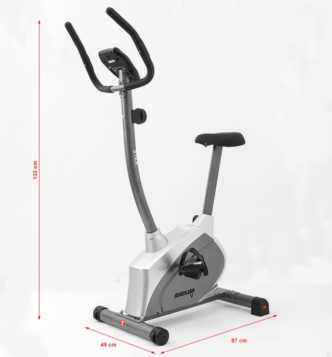 Bicicleta magnetica Scud Star V [1]