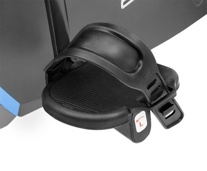 Bicicleta magnetica Scud V-Fit- negru/albastru [9]