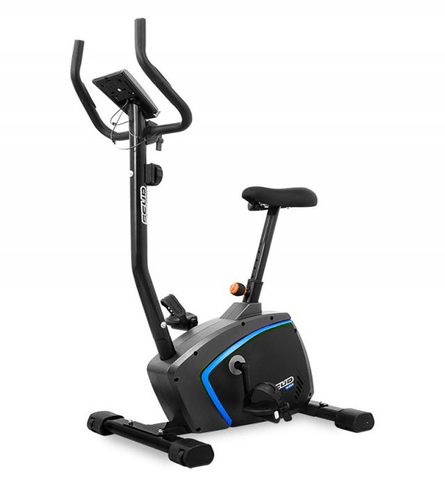Bicicleta magnetica Scud V-Fit- negru/albastru [3]
