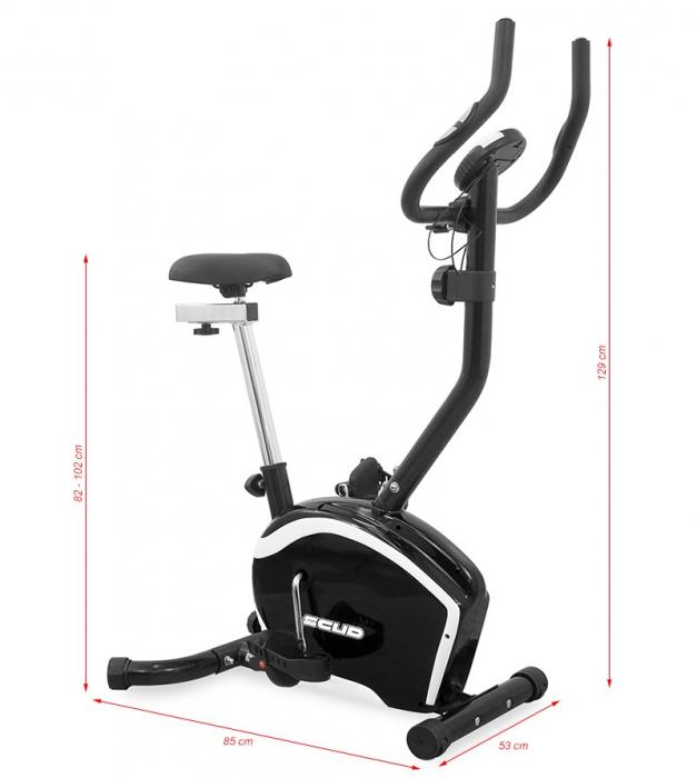 Bicicleta Magnetica SCUD Yelp [11]
