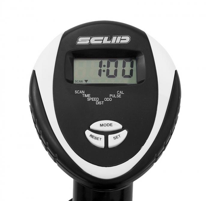 Bicicleta Magnetica SCUD Yelp [3]