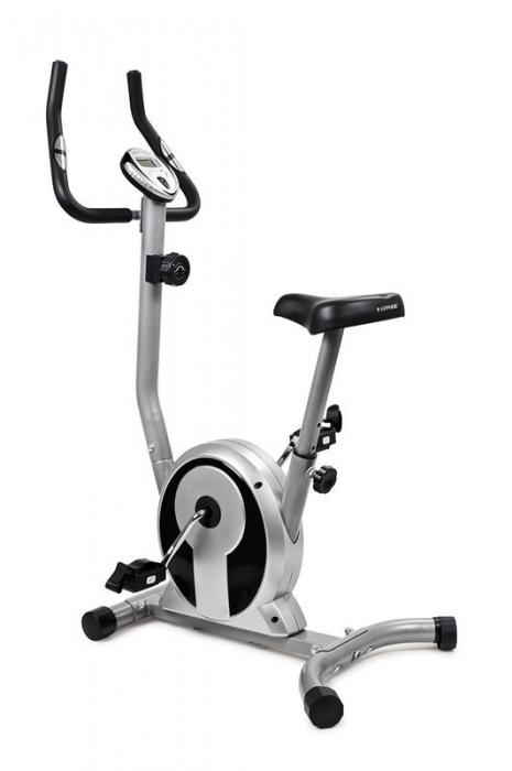 Bicicleta magnetica SMART - gri/negru [0]