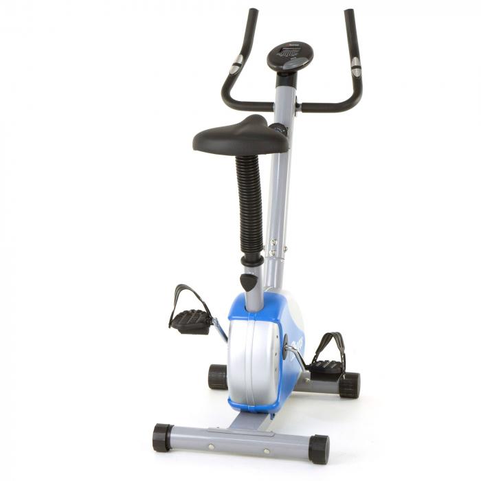 Bicicleta magnetica Sportmann RW-28.6- albastra [4]