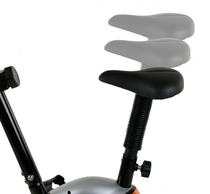 Bicicleta  magnetica Sportmann RW-37.5- negru [11]
