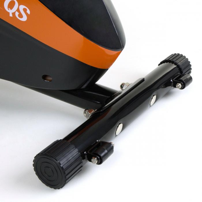 Bicicleta  magnetica Sportmann RW-37.5- negru [6]