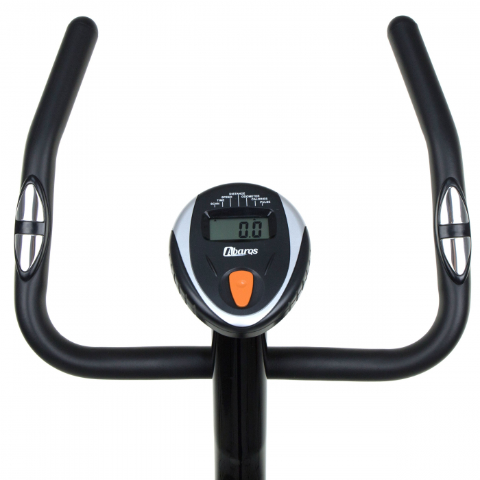 Bicicleta  magnetica Sportmann RW-37.5- negru [9]