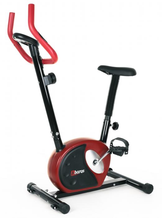 Bicicleta magnetica Sportmann RW-55.4- rosie [1]