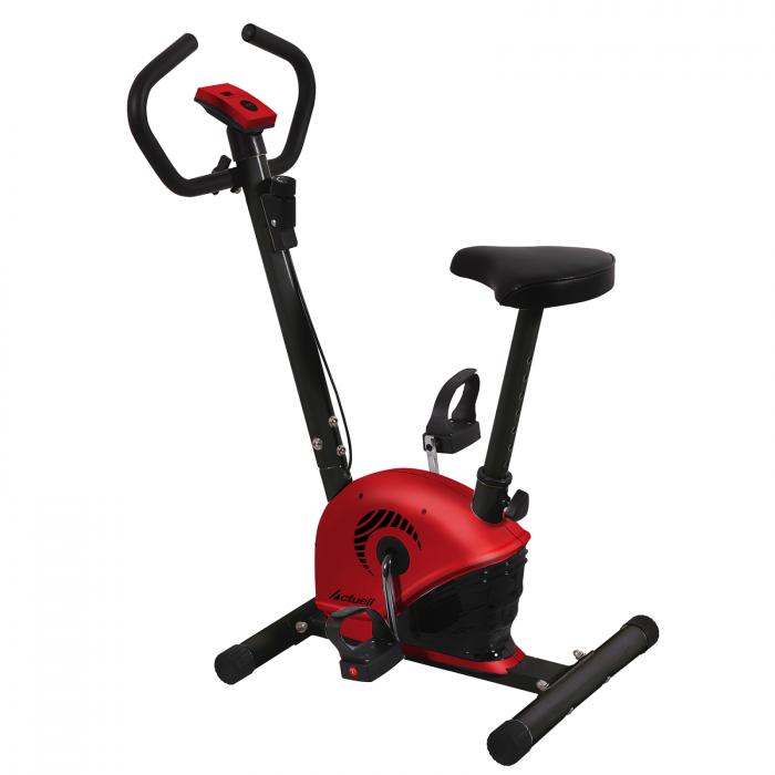 Bicicleta mecanica AB Fit MB1.3 rosu [0]