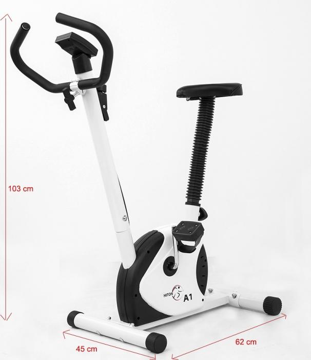 Bicicleta mecanica Hiton A1 Starling-rosie [1]