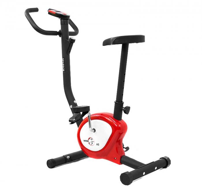 Bicicleta mecanica Hiton A2 Sparrow-rosie [0]