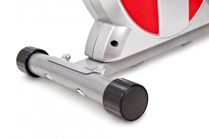 Bicicleta mecanica SMART - gri/rosu [8]