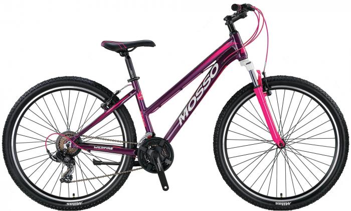 """Bicicleta Mosso Wildfire V Lady , Roata 27.5"""" , Aluminiu , Culoare mov [0]"""