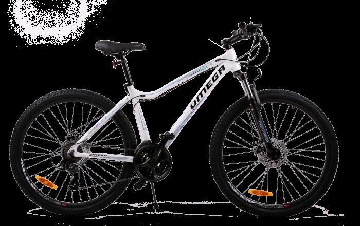 """Bicicleta mountainbike dama Omega Camille 27.5"""" alb [1]"""