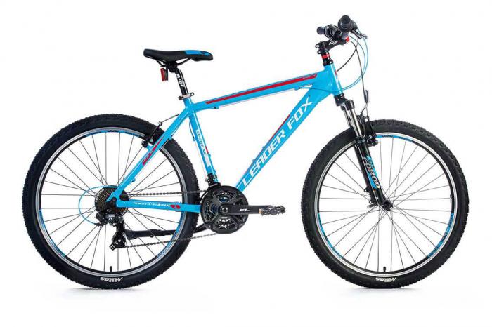 "Bicicleta mountainbike Leader Fox MXC Gent 26"" cadru 18"" [0]"