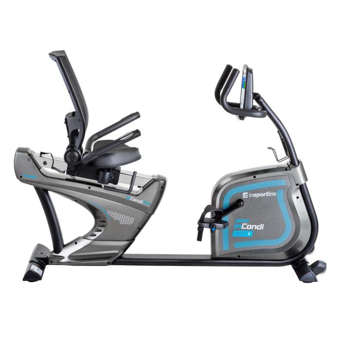 Bicicleta fitness recumbent inSPORTline inCondi R600 [1]