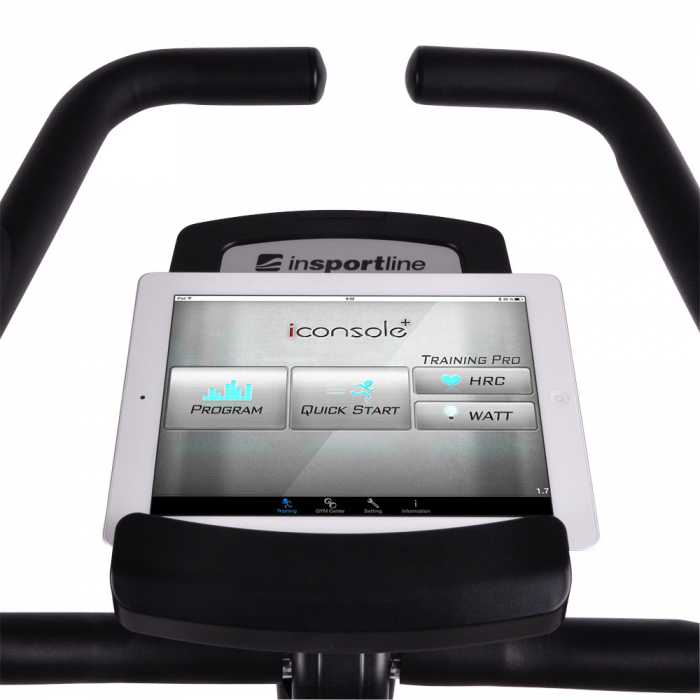 Bicicleta  fitness recumbent inSPORTline inCondi R60i [8]