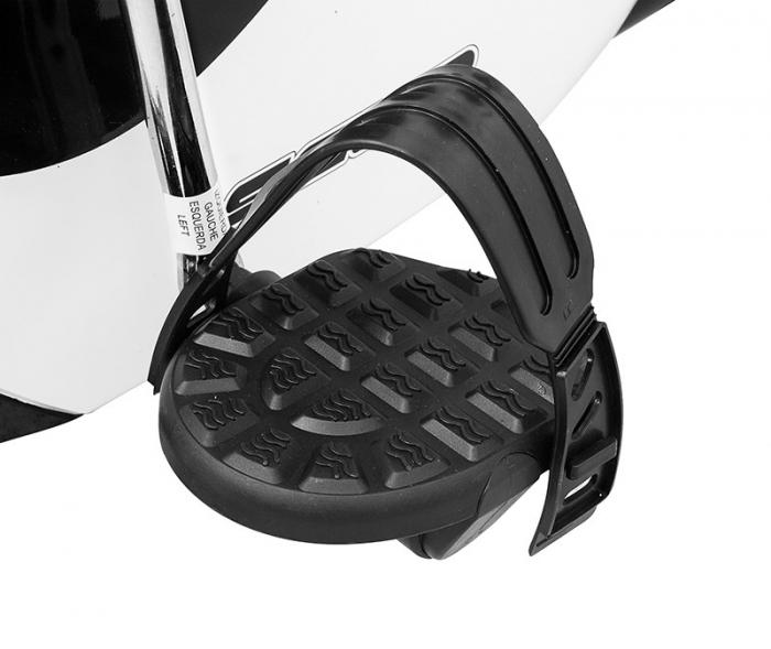 Bicicleta Recumbent SCUD H7 - Alb [4]