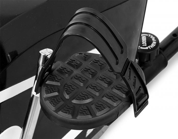 Bicicleta Recumbent SCUD H8 - Negru [7]