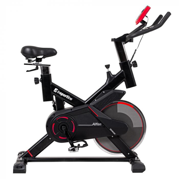 Bicicleta Spinning inSPORTline Alfan [0]