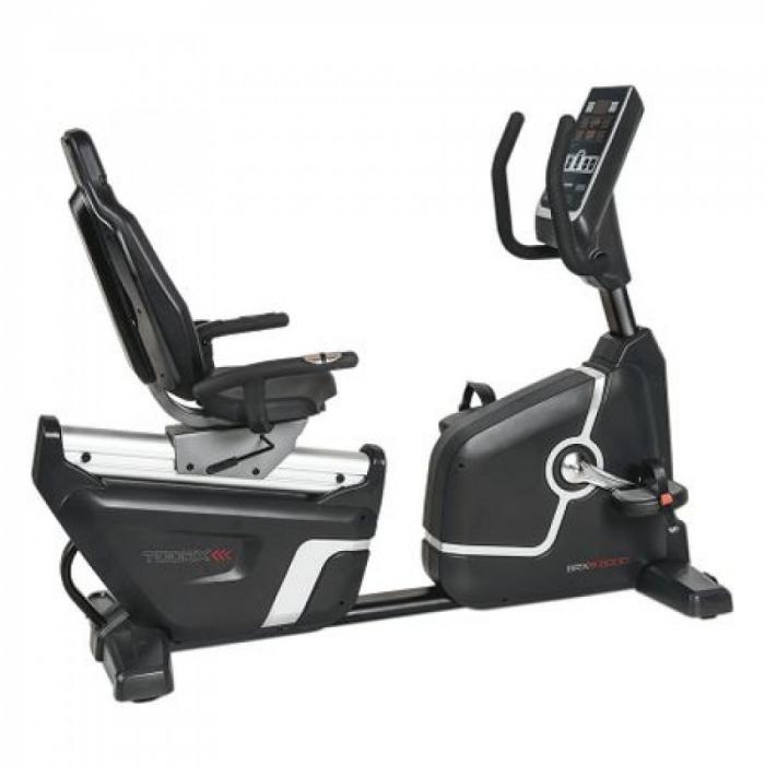 Bicicleta fitness orizontala cu spatar BRX-R9000 TOORX [0]